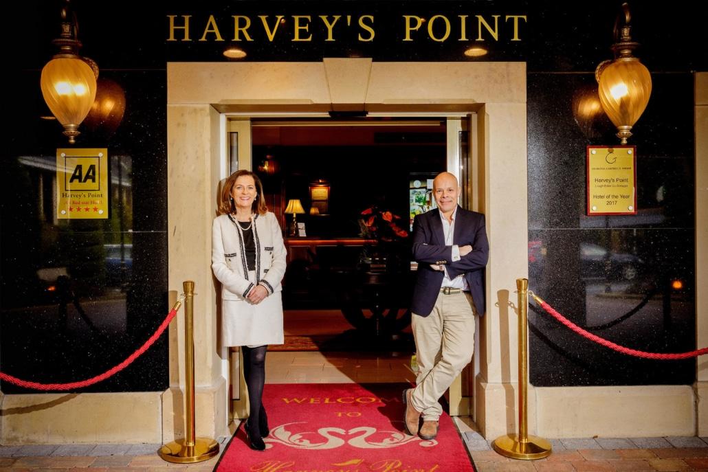 Deirdre McGlone & Marc Gysling - Our Story - Harvey's Point