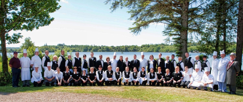 The 2010 Harvey's Point Team