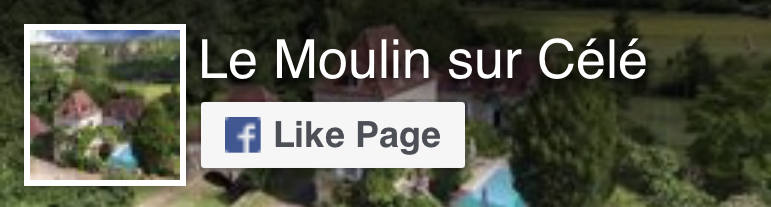 Like Page - Le Moulin sur Célé