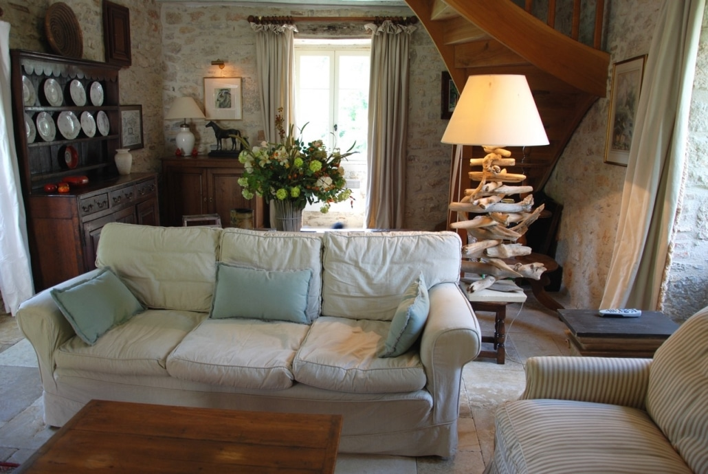 Le Moulin sur Célé - Interiors