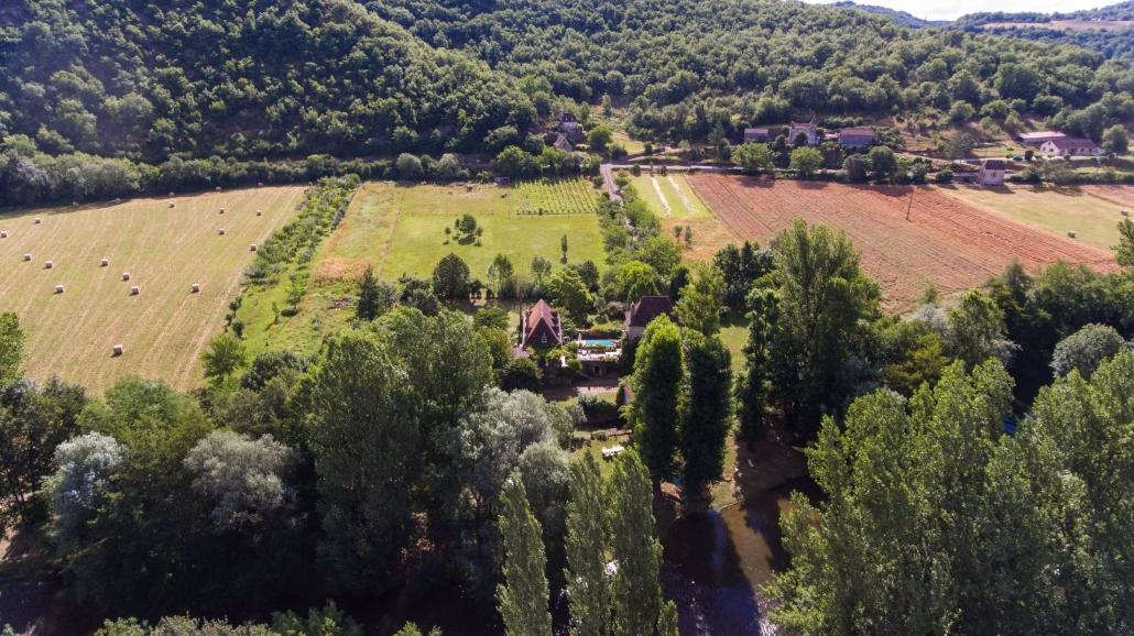 Le Moulin sur Célé - Riverside & Surrounding Area