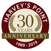 30 Years of Hospitably - Harvey's Point - Our Story