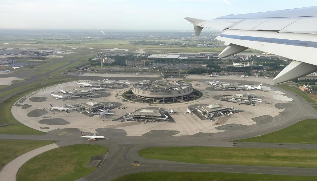 Paris-Charles de Gaulle Airport Terminal 1