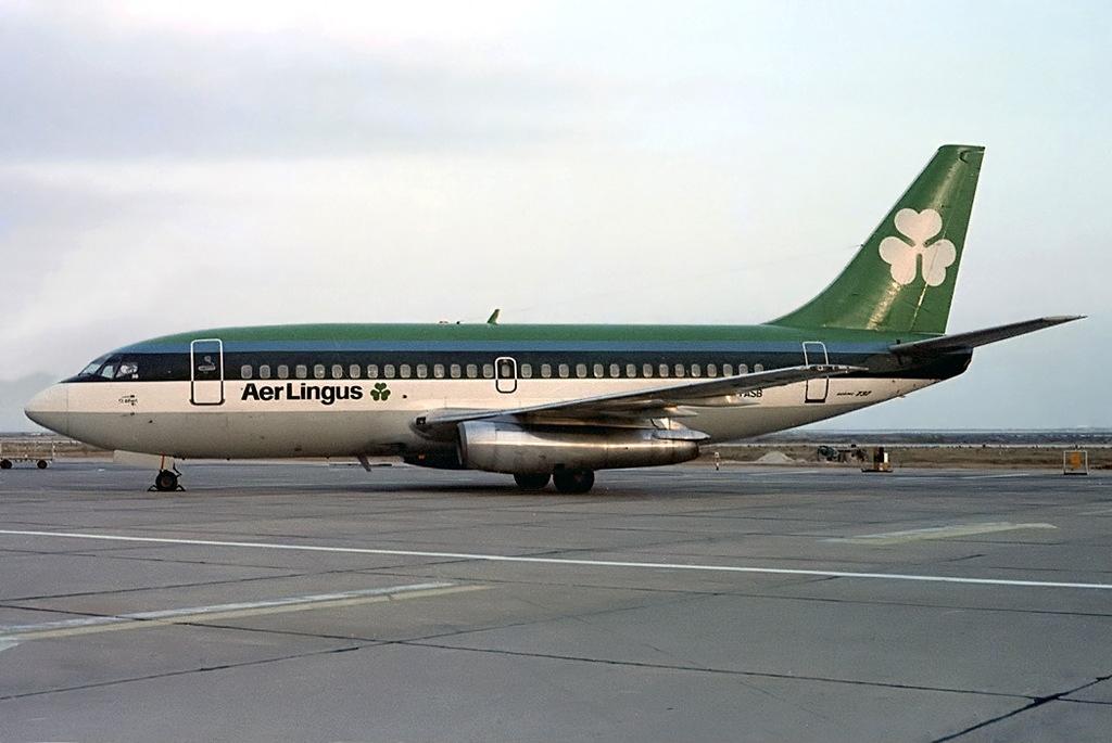 Boeing 737-248, Aer Lingus 1986