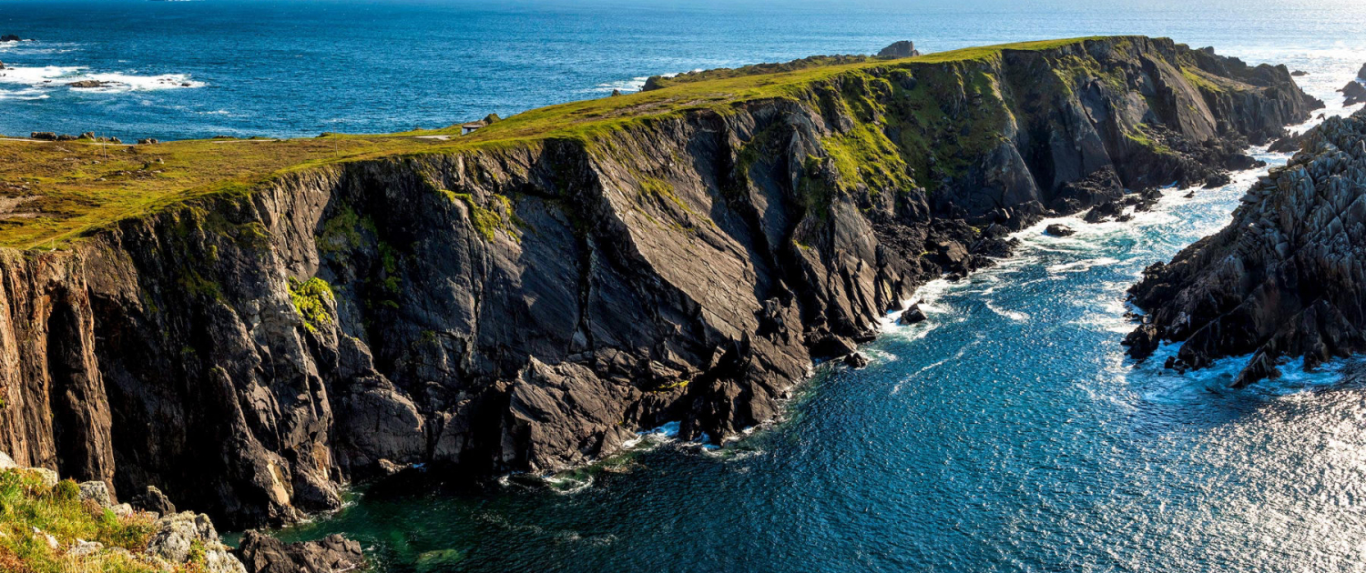 DAY 1 – Malin Head - Donegal Camion
