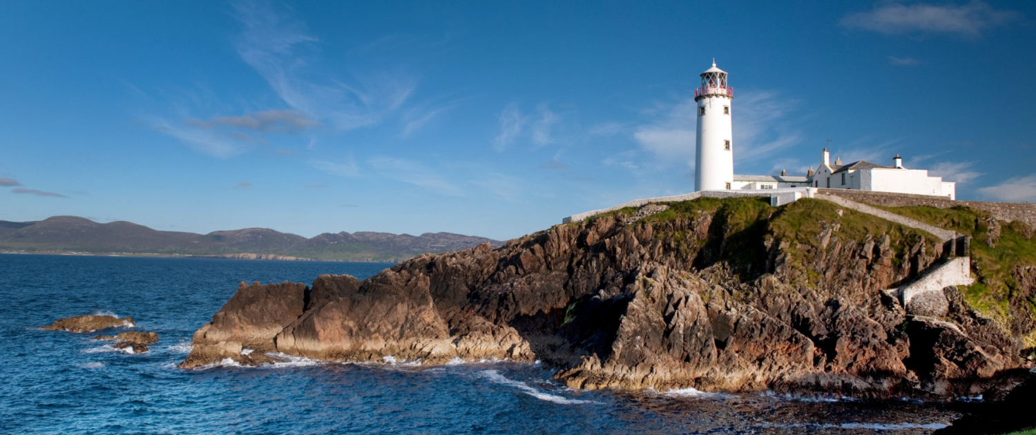 DAY 2 – Fanad Head - Donegal Camion