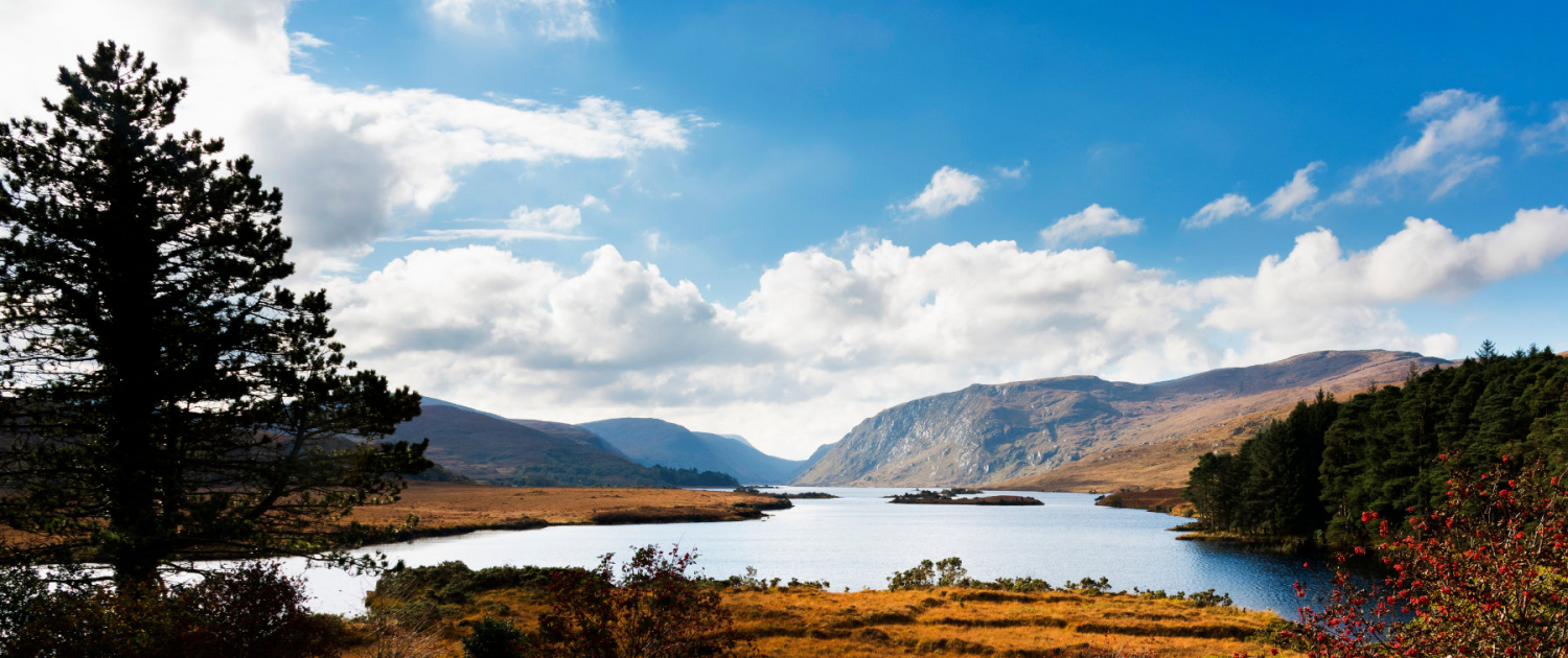 DAY 4 – Glenveagh National Park - Donegal Camion