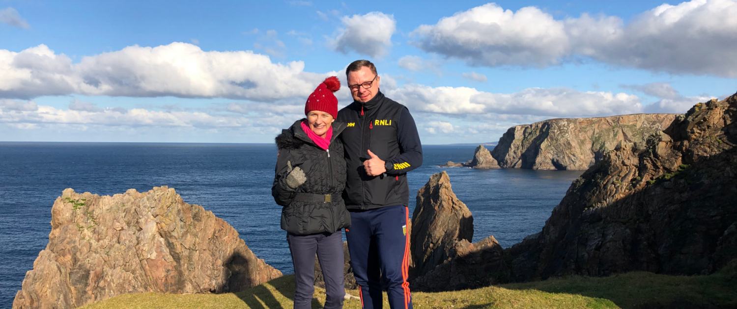 DAY 5 – Arranmore - Donegal Camion
